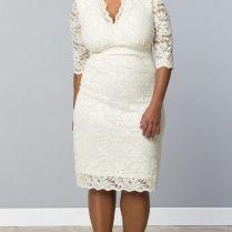 17 Best Images About Short Plus Size Wedding Dress On Emasscraft Org