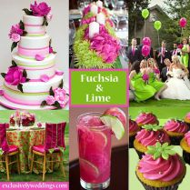 17 Images About Fuchsia Hot Pink Wedding Ideas On Emasscraft Org