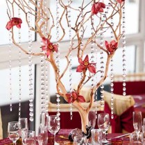 17 Images About Tall Wedding Centerpieces On Emasscraft Org