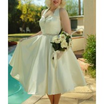 1950s Style Wedding Dresses & Gowns