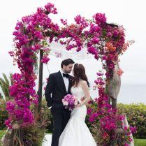 30 Fuchsia & Hot Pink Wedding Color Ideas