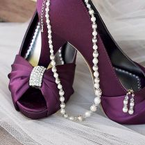 78 Ideas About Purple Wedding Shoes On Emasscraft Org