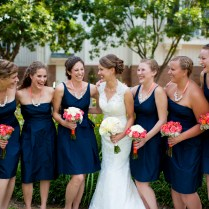 78 Images About Navy & Coral Wedding Theme On Emasscraft Org