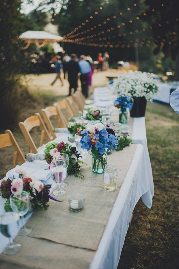 Outdoor Bbq Wedding Reception Ideas