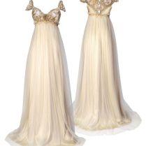 A Regency Wedding Gown