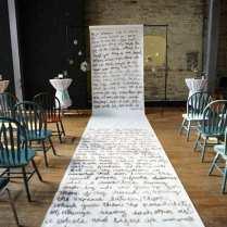 Amazing Wedding Aisle Runner Ideas