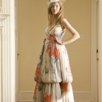 Anthropologie Weddings Bhldn Anthropologie Wedding Dress 2011
