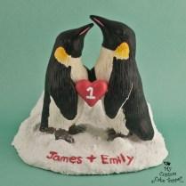 Bird Wedding Cake Toppers