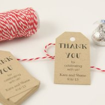 Bridal Shower Gift Tags Wording