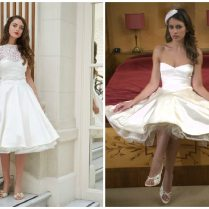 Bridal Style 50s Style Wedding Dresses