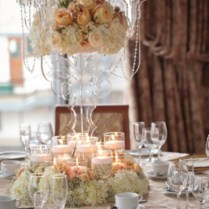 Candelabra Wedding Table Decorations Wedding Decoration