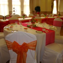 Chair Covers, Balloons, Wedding And Party Decoration