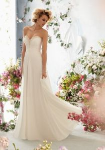 Choosing 'the One' Amongst A Sea Of Beach Wedding Dresses
