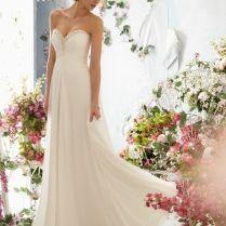 Choosing 'the One' Amongst A Sea Of Beach Wedding Dresses