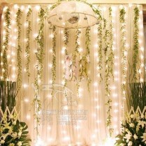 Decorative Lights For Weddings On Decorations With Butterfly