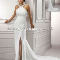Dresses With Slits Up The Leg