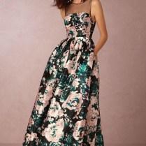 Floral Print Wedding Dresses For Spring 2016