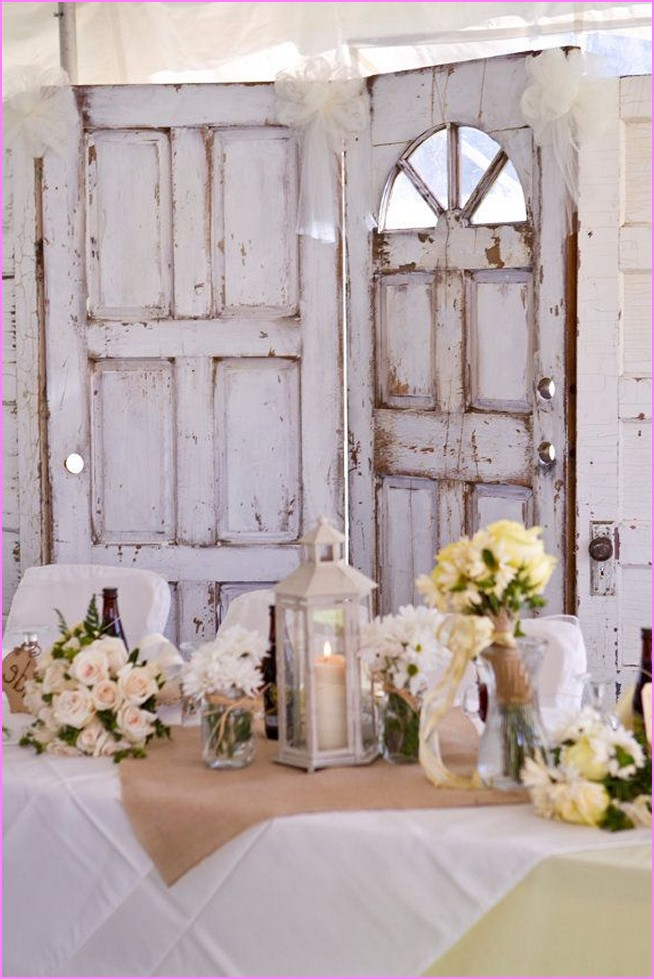 Rustic Wedding Guest Book