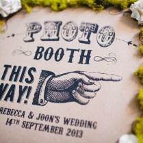 Fun Wedding Reception Photo Booth Signs Naughty Or Nice