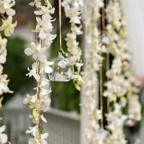 Gorgeous Garland Wedding Inspiration