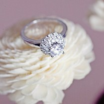 Gorgeous Real Wedding Engagement Rings