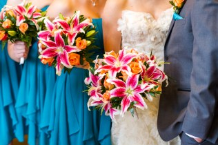 Having Stargazer Lilies In Your Wedding