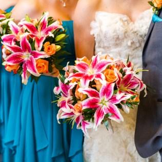 Having Stargazer Lilies In Your Wedding
