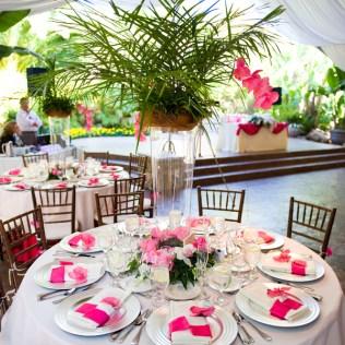Hawaii Theme Wedding In Southern California