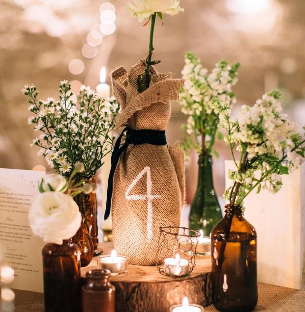 Hilary Maurice's Intimate Backyard Wedding With A Fabulous