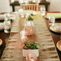 Homemade Wedding Centerpieces With Mason Jars Intended For