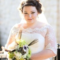 How To Choose Large Size Wedding Dress For Chubby Bride Fashion
