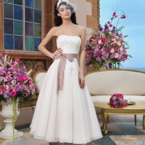 How To Pick The Right Wedding Dress For Your Body Type With