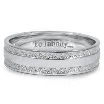 Ideas For Engraved Wedding Bands