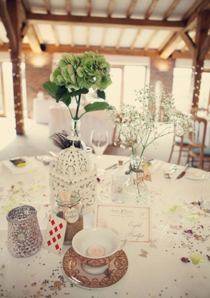 Used Wedding Decor