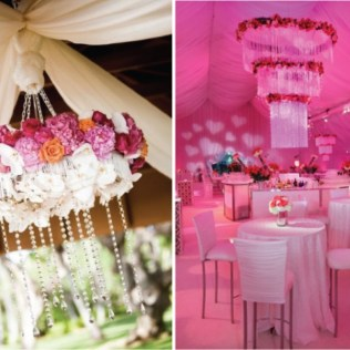 Incredible Pink Wedding Decoration Ideas Picture Of Pink And