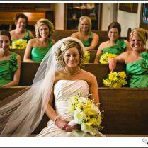 John Deere Country Wedding Photography