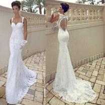 Lace Mermaid Wedding Dress Emasscraft Org