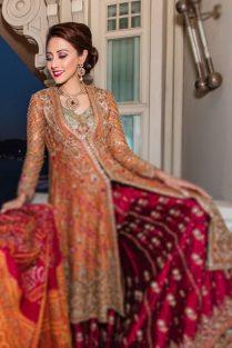 Latest Fashion Pakistani Bridal Dresses, Lengha & Wedding Dresses
