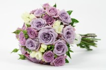 Lilac Wedding Flowers On Wedding Flowers With Lilac Bouquet 14