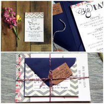 Modern Wedding Invitations, Wedding Invitations And Invitations On