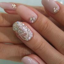 Nail Art For Wedding Guest