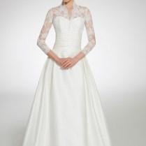 Older First Time Bride Wedding Dresses (source Fashionbride Files