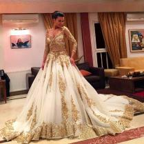 Online Buy Wholesale Arabic Bridal Wedding Dresses From China