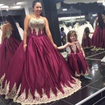 Online Get Cheap Burgundy And Gold Wedding Dresses