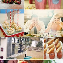 Outside Wedding Reception Food Ideas – Organization Of Wedding Blog