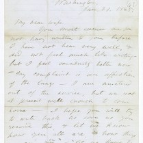Patriotexpressus Pleasing Walt Whitman Letter National Archives
