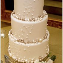 Pearl Themed Weddings, Pearl Wedding Cakes And Pearls On Emasscraft Org