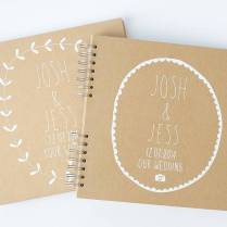 Personalised Wedding Guest Book Cute And Creative Custom Wedding