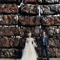Pirate Wedding & The Miss Havisham Wedding Dress Tim & Lisa