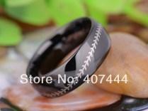 Popular Baseball Stitch Ring